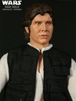 SIDESHOW STAR WARS - Heroes Of The Rebellion: HAN SOLO SMUGGLER : TATOOINE