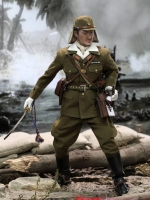 20/02/2018 3R JP639 WWII Imperial Japanese Army 32ND ARMY 24TH DIVISION - FIRST LIEUTENANT SACHIO ETO