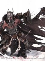 GANTAKU 1/4 THE BAT KING (STATUE PAINTED)