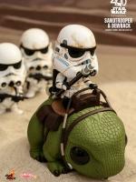 Hot Toys COSB387 STAR WARS - SANDTROOPER & DEWBACK