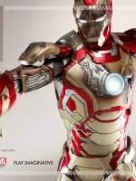 Super Alloy Iron Man Mark 42 1/4