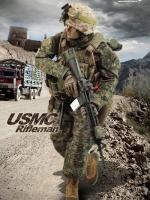 VERYHOT NO:1016 USMC Rifleman