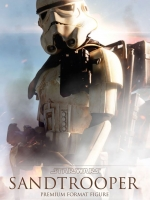 Sideshow Premium Format Sandtrooper