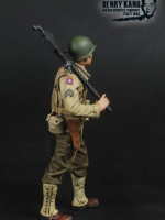 Soldier Story NO.SS059 HENRY KANO 442nd infantry regiment ITALY 1943
