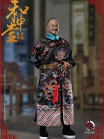 08/03/2018 JSModel MN006 / MN007 Qing empire series - Military Minister / Desk and Chair