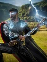 09/07/2018 Iron Studios - Thor BDS Art Scale 1/10 Avengers Infinity War