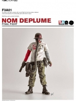 18/10/2017 3A NOM DEPLUME FINAL FIGHT by F3ACTORY