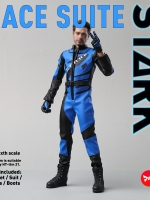 22/08/2018 DJ_Custom DJ-012 1/6 Stark - Race suite & Tony Headsculpt