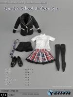 ZY TOYS ZY15-30 student uniform - black suit