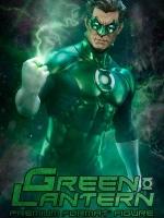 Green Lantern : Hal Jordan Premium Format