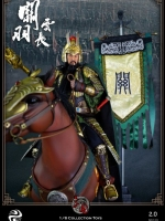 303TOYS NO.313 Three Kingdoms Series - Guan Yu A.K.A Yunchang 2.0 (Full Set)