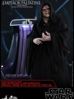28/02/2018 Hot Toys MMS468 STAR WARS EPISODE VI RETURN OF THE JEDI - EMPEROR PALPATINE (DELUXE VERSION)