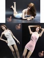 27/09/2017 KT Toys FS:003 1/6 Transparent dress