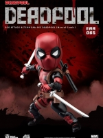 06/06/2018 Beast Kingdom EAA-065 Deadpool (Marvel Comic)