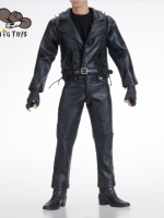JG Toys Ghost Rider Leather Suit