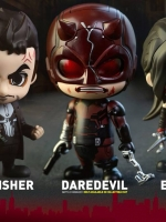 Hot Toys COSB351 Marvel's Daredevil Collectible Set of 3
