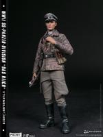 """25/04/2018 DAMTOYS PES003 1/12 POCKET ELITE SERIES - WWII SS-Panzer-Division """"Das Reich"""" Sturmbannführer"""