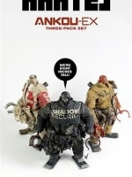 ThreeA Action Portable - The Civil Offensive 3 Ankou EX 3pack