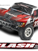 Slash Pro 2WD Short Course Truck With Battery TQ™ 2.4GHz radio, XL-5 Waterproof #5803