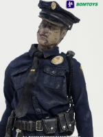 BOMTOYS BT003 Officer Zombie
