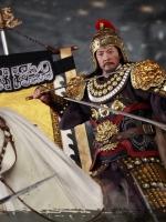 24/10/2017 303TOYS NO.320 220 120 THREE KINGDOMS SERIES - LIU BEI A.K.A XUANDE ARMED VERSION