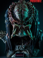 Sideshow Predator 2 Life Size Bust