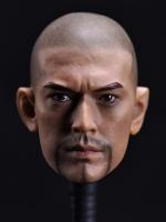 25/11/2017 HS127 1/6 Headsculpt Bald Beard Version