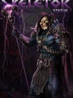 Sideshow - Skeletor Statue