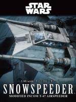 BANDAI STAR WAR 1/48 SNOWSPEEDER
