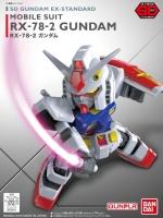 SD 001 RX-78-2 EX-STANDARD