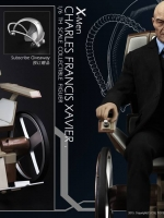 CG LTOYS MF01 X-MEN PROFESSOR CHARLES FRANCIS XAVIER + wheel chair hot