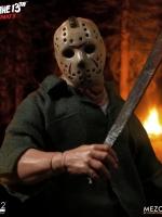 08/05/2018 Mezco Toy 1/12 Friday The 13th Part 3 - Jason