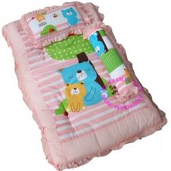 ที่นอนปิคนิค (ขนาดใหญ่) ยี่ห้อ PAPA สีชมพู