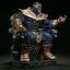 Thanos on Throne - Maquette by Sideshow Collectibles thumbnail 8