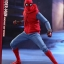 Hot Toys MMS414 SPIDER-MAN: HOMECOMING - SPIDER-MAN (HOMEMADE SUIT VERSION) thumbnail 1