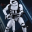 Hot Toys MMS318 STAR WARS: THE FORCE AWAKENS - FIRST ORDER HEAVY GUNNER STORMTROOPER thumbnail 3