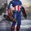 Hot Toys MMS174 THE AVENGERS - CAPTAIN AMERICA thumbnail 9