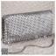 bs0017 กระเป๋าคลัช สีทอง กระเป๋าออกงานพร้อมส่ง ราคาถูกกว่าเช่า แบบสวยๆ ดูดีเหมือนดาราใช้ thumbnail 3