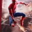Hot Toys MMS425 MMS426 SPIDER-MAN: HOMECOMING - SPIDER-MAN (DELUXE VERSION) thumbnail 16