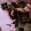 Hot Toy MMS276 COMMANDO - JOHN MATRIX thumbnail 15