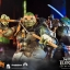 threeZero TMNT: Out of the Shadows Michelangelo and Leonardo thumbnail 3