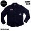 C3009 เสื้อลายสก๊อตสีเข้ม มีTag ติดเสื้อ thumbnail 1