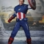 Hot Toys MMS174 THE AVENGERS - CAPTAIN AMERICA thumbnail 2