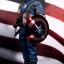 Hot Tots MMS156 CAPTAIN AMERICA: THE FIRST AVENGER - CAPTAIN AMERICA thumbnail 3