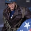 Hot Toys MMS180 CAPTAIN AMERICA: THE FIRST AVENGER - CAPTAIN AMERICA (RESCUE UNIFORM VERSION) EX thumbnail 8