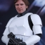 Hot Toys MMS418 STAR WARS: EPISODE IV A NEW HOPE - HAN SOLO (STORMTROOPER DISGUISE VERSION) thumbnail 17