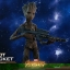 05/04/2018 Hot Toys MMS476 AVENGERS: INFINITY WAR - GROOT & ROCKET thumbnail 13