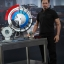 HOT TOYS Tony Stark With Arc Reactor thumbnail 2