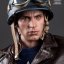 Hot Toys MMS180 CAPTAIN AMERICA: THE FIRST AVENGER - CAPTAIN AMERICA (RESCUE UNIFORM VERSION) EX thumbnail 11