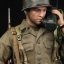 DID A80129 WWII US Army 77th Infantry Division - Captain Sam thumbnail 3